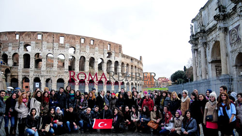 İtalya Roma turları gezi rehberi