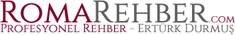Roma Rehber Mobile Logo