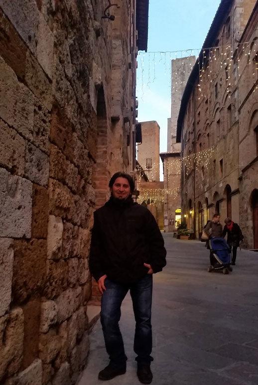 San Gimignano rehber Ertürk