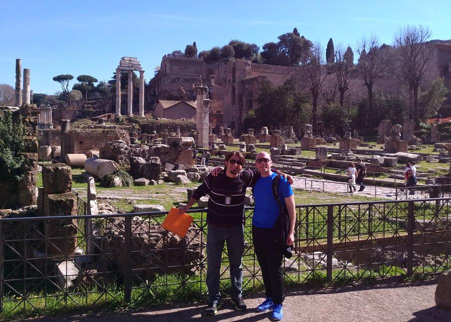 Antik Roma gezi rehberi