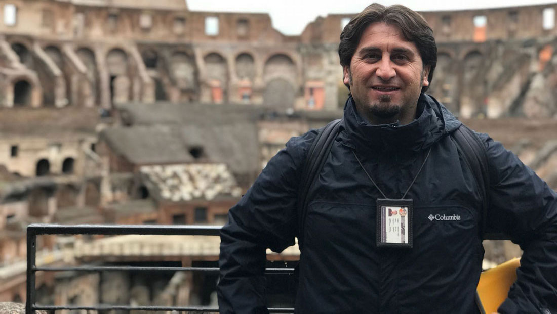 İtalya Roma'da rehberlik hizmetleri