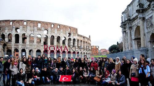 İtalya Roma tur gezi rehberi