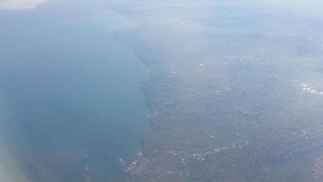 İtalya şehirleri havadan