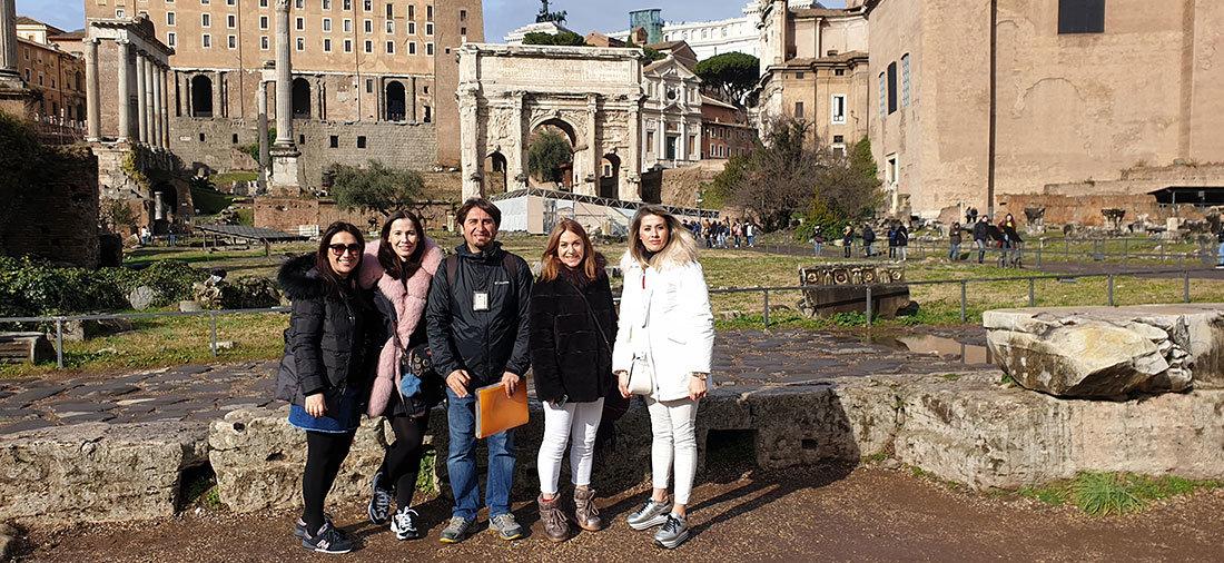 Roma Forumu rehberi