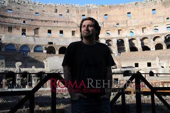 Roma gezi rehberi Ertürk Durmuş