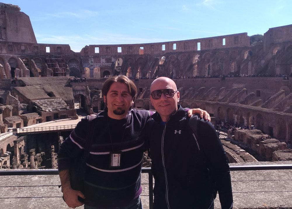 Roma Kolezyum turu