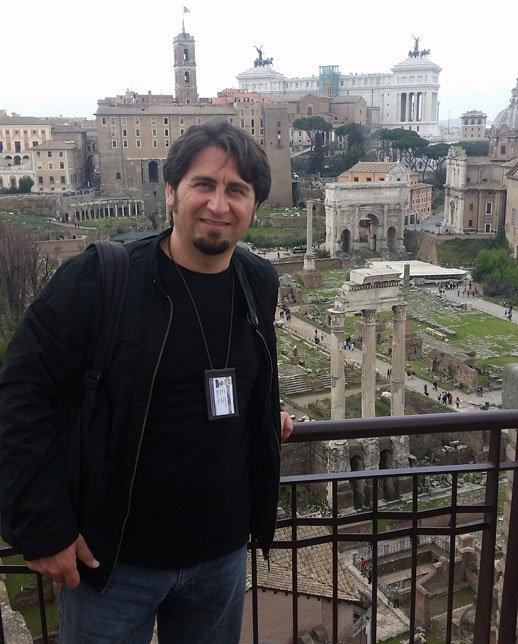 Roma turu rehberi Ertürk