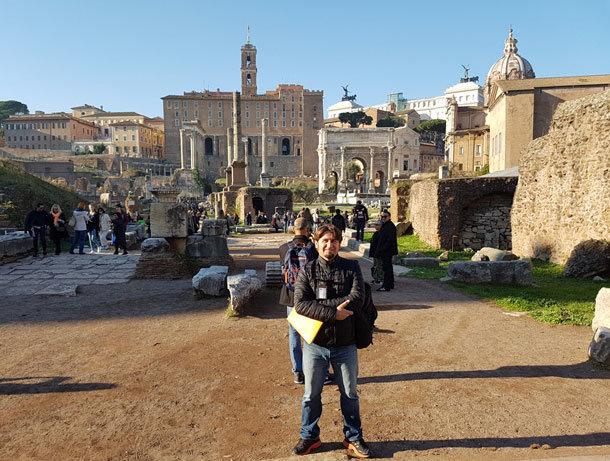 Roma turu rehberi