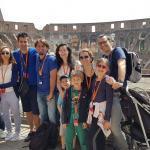 Savaş Çavdar Roma gezisi