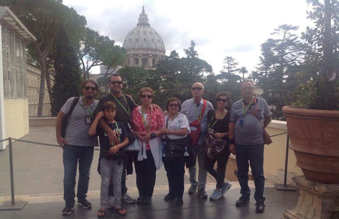 Vatikan Müzeleri gezi